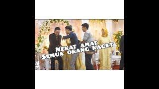 Prank Pernikahan, Tamu-Tamu Pada Bengong,,