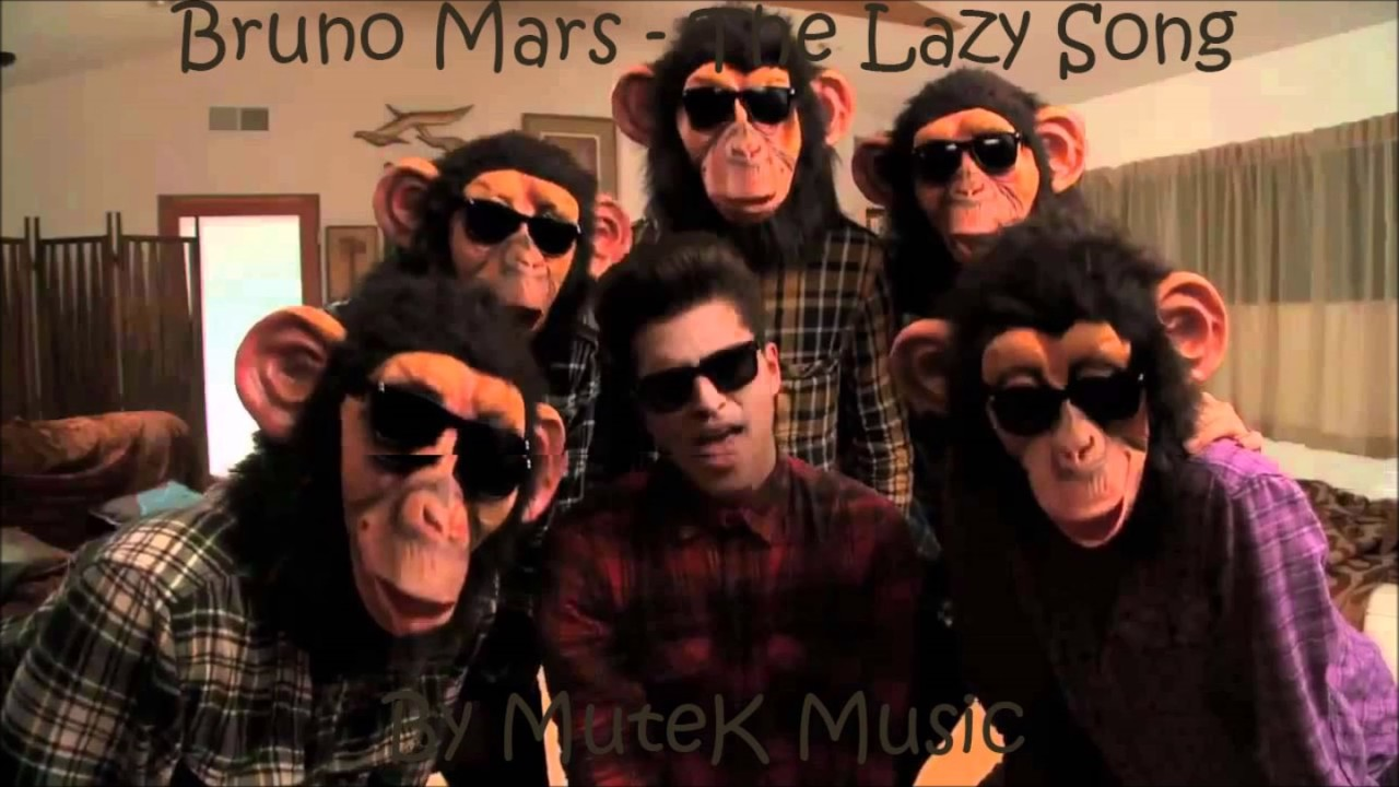 Bruno Mars - The Lazy Song (Official Video) - YouTube