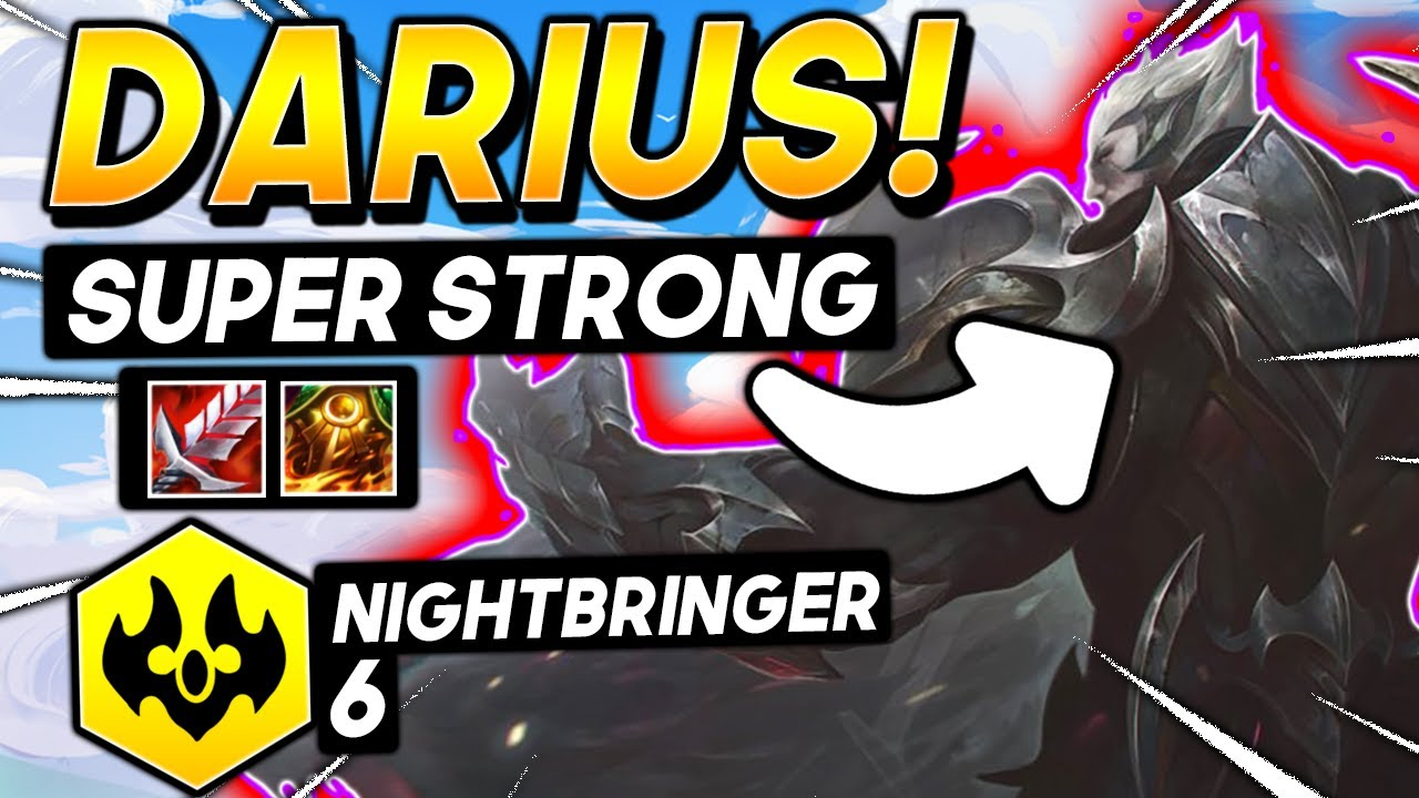 *META DARIUS!* - TFT SET 5 BEST Ranked Comp I Teamfight Tactics Strategy Guide 11.12 Patch