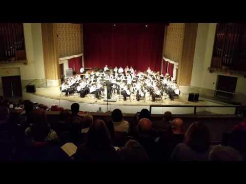 Capital Winds Holst Mars 3-5-2017
