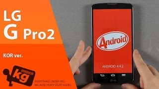 Repeat youtube video [KR] LG G Pro 2 개봉기