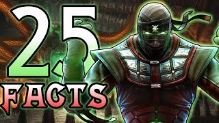 25 Facts About Ermac From Mortal Kombat That You Probably Didn't Know! (25 Facts)