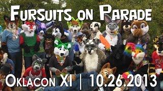 Oklacon XI: Fursuits on Parade