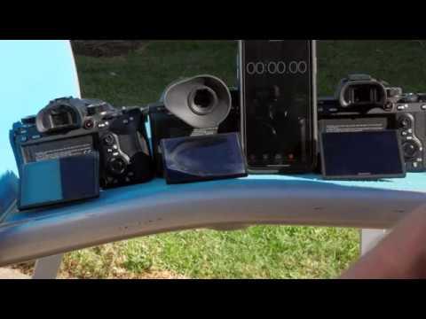 Sony A7S II auto focus (/tracking bij video) - Sony