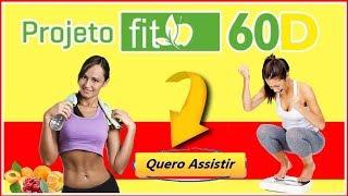 Projeto Fit 60D Baixar PDF Completo | Como Emagrecer Rápido e Com Saúde Com Projeto Fit 60D