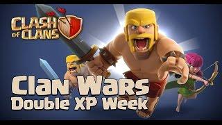 """Lets Play Clash of Clans #26 """"Double XP Sneak Peek+WTF Base"""" [HD] GER/DEUTSCH"""