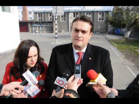 Declaratii dupa vot prefect Mihai Oprescu