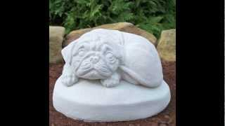 Pug Statues Shipped Worldwide Affordably.