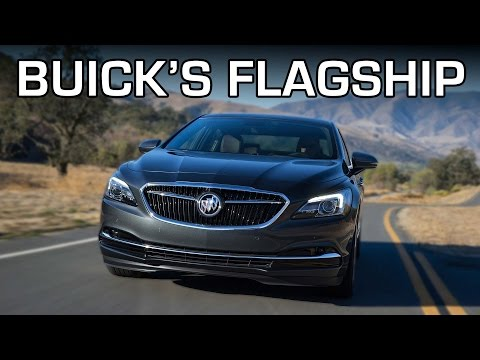 Buick LaCrosse: From Good To Great - Autoline After Hours 338