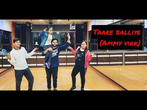 Taare Balliye | Ammy Virk | Bhangra Dance Steps Choreography | Step2Step Dance Studio | Mohali