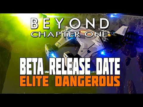 Elite Dangerous Beyond: Chapter One Beta Release Date (Season 3 Begins)