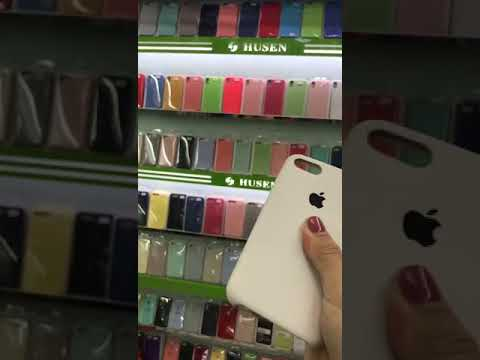 2018 new arrivals Liquid silicone phone case, How to distinguish the quality of mobile phone shell