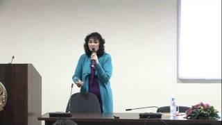 Марина Таргакова Чисто Love семинар 1