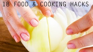 18 Incredible Food And Cooking Hacks