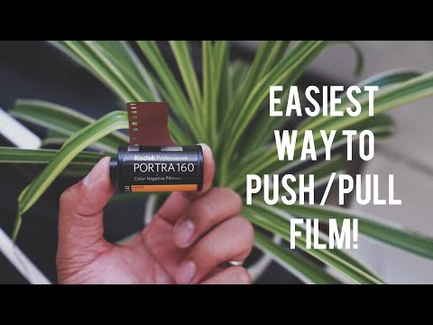The EASIEST Way To Push/Pull Film!