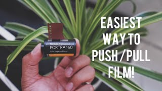 The EASIEST way t๐ Push/Pull Film!
