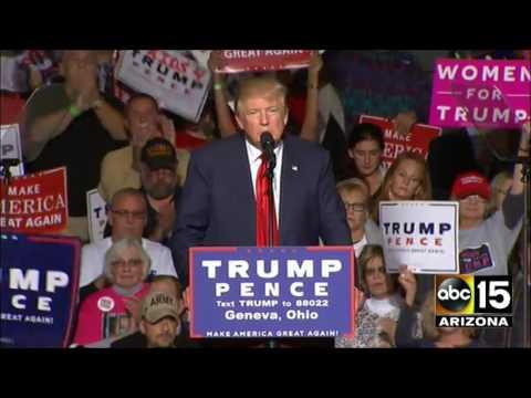 FULL: Donald Trump in Geneva, Ohio