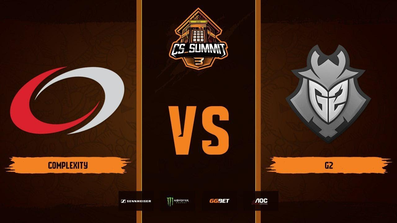 compLexity vs G2, map 1 dust2, cs_summit 3
