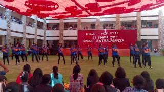 christ university extravaganza m tech dance performance 2017