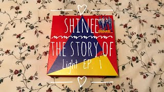Baixar [UNBOXING] SHINee 샤이니 6th Album The Story Of Light EP. 1