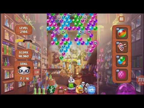 Panda Pop- Level 2186