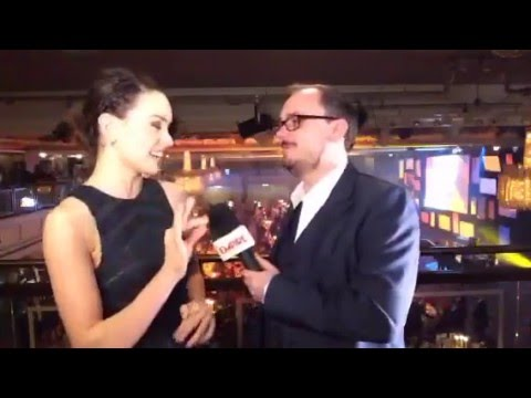2016 Jameson Empire Awards Interviews: Daisy Ridley, Paddy Considine | Empire Magazine