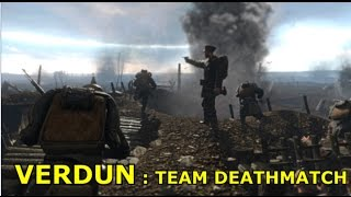 Verdun - Attrition (Team Deathmatch) Gameplay