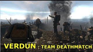Verdun - Attrition (Team Deathmatch) Gameplay