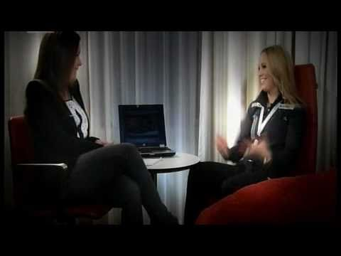 Caroline Wozniacki Interview