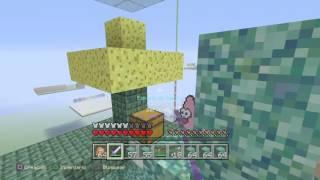 Minecraft: PlayStation®4 Edition Ski word