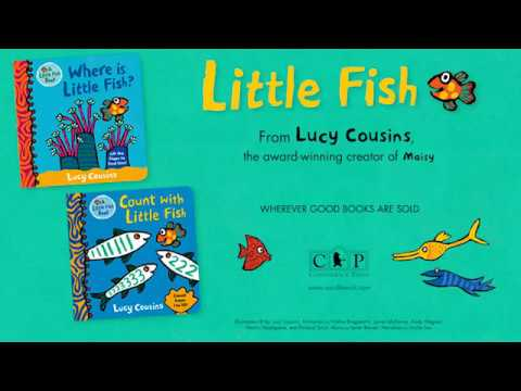 Where Is Little Fish? & Count With Little Fish