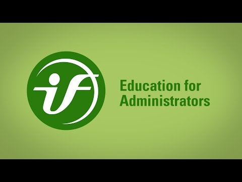 Administrator Education