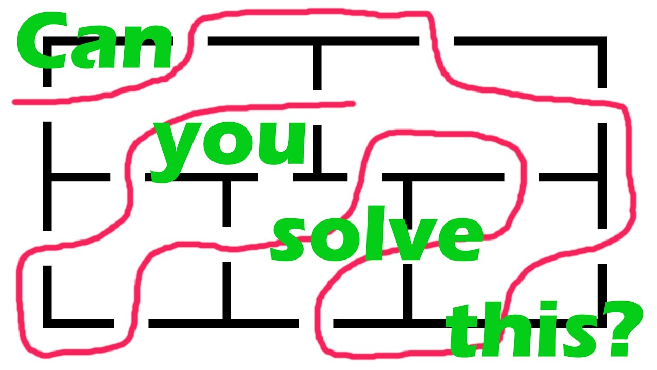 Can you solve this 5 room puzzle challenge youtube for 16 door puzzle solution