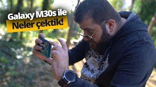 Samsung Galaxy M30s ile tek şarjla doğada 1 gün! Neler oldu neler?