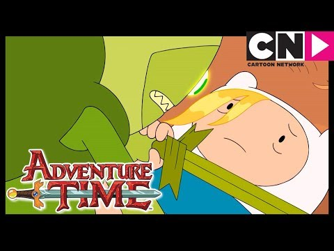 Adventure Time | Three Buckets | Cartoon Network
