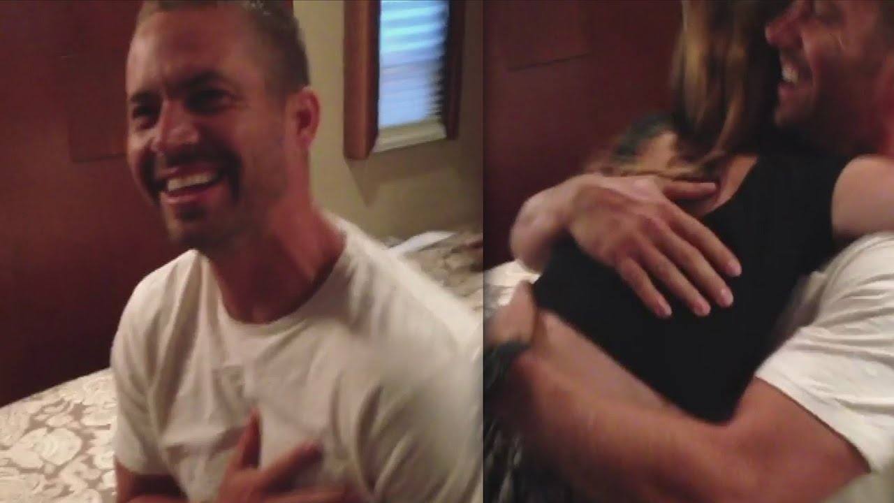 Watch Paul Walker And His Daughter In Heartwarming Never Before Seen Video Youtube