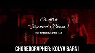 "Shakira ""Objection"" (Tango)   choreographer: Kolya Barni"
