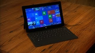 Microsoft Surface is the best productivity tablet yet