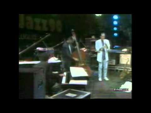Michael Brecker Quartet - Itsbynne - U. Jazz 90'