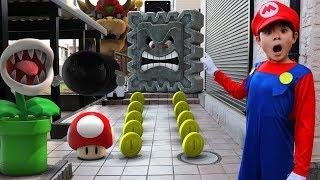 実写版 マリオメーカー2 Real Life in Super Mario Maker 2 寸劇 アニメ#2