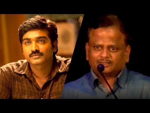 KV Anand Reveals Vijay Sethupathi Selection   Kavan Audio Launch   TN 38