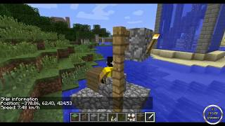 Minecraft 1.7.2 - Review de ARCHIMEDES