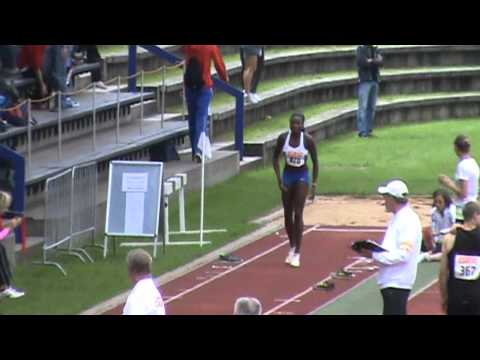 Deutsche Junioren Meisterschaften Regensburg - Long Jump women - Weitsprung