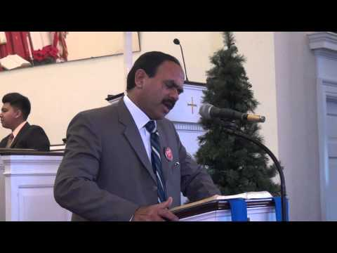 Prayer by Elder Haroon Iqbal