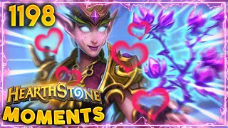 FAITH RESTORED In Humanity!! | Hearthstone Daily Moments Ep.1198