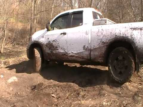 unstoppable toyota tundra