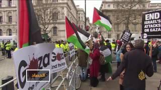 نتنياهو يطالب لندن بتشديد العقوبات على إيران
