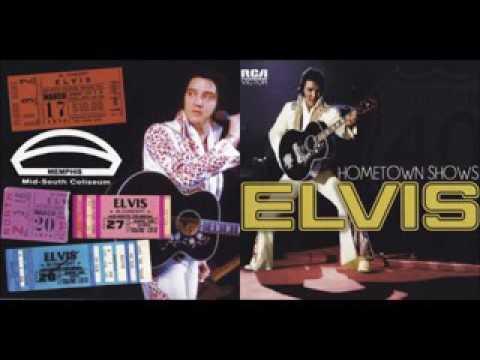 Elvis Presley memphis 74