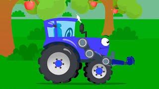 Caminhão monstro aprendendo uma lição - Cars Stories - Desenhos animados para crianças