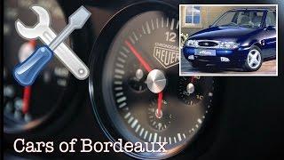 Ford Fiesta 1300 Ghia 1996, Problème de ralenti et le moteur s'emballe